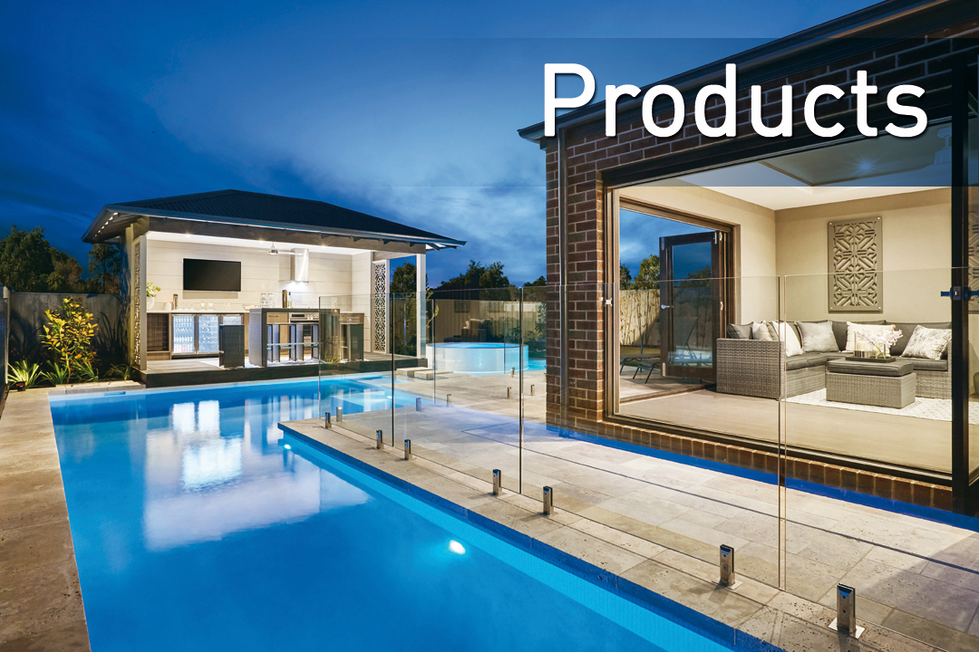 Pool + Spa Products