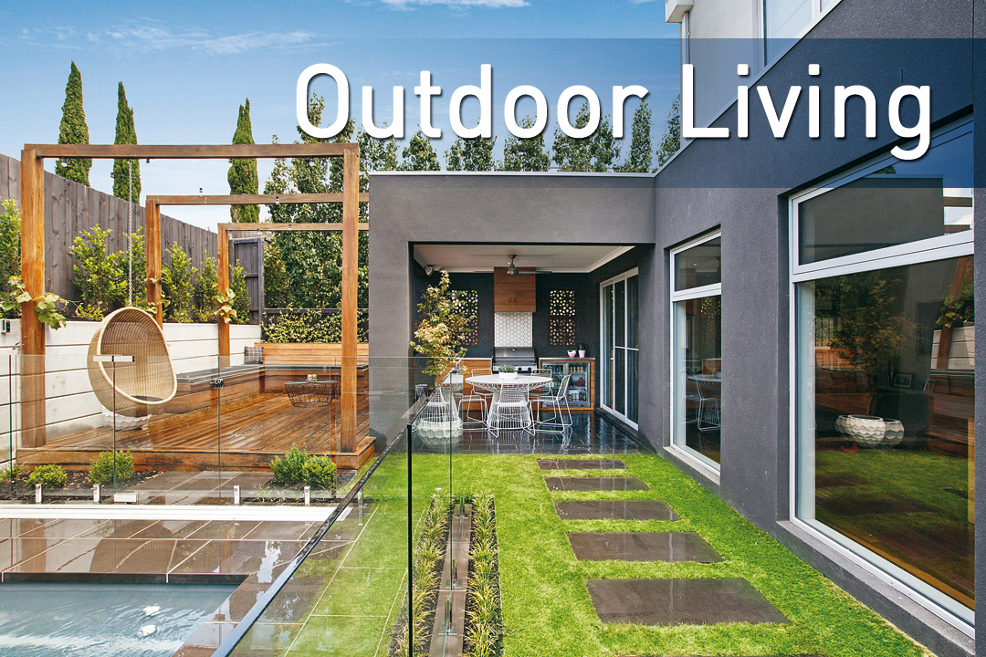 Home queensland pool and outdoor design for House plans with outdoor living