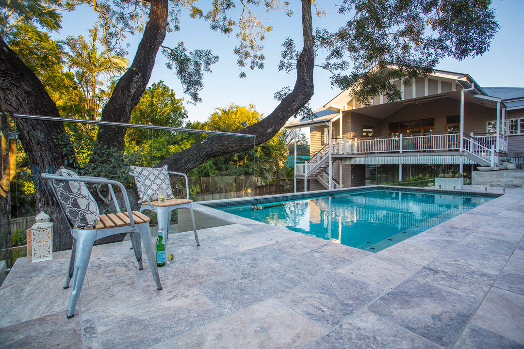 3d stone tile pavers queensland pool and outdoor design