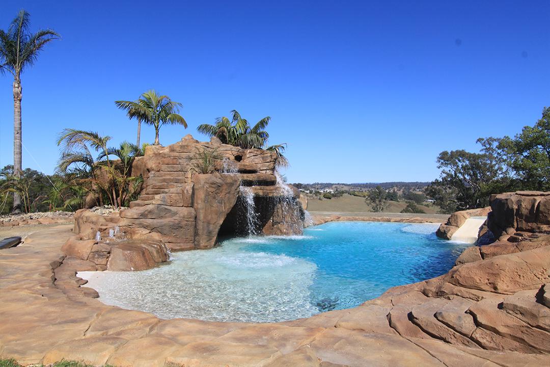 Ideal Pools Natural Pool
