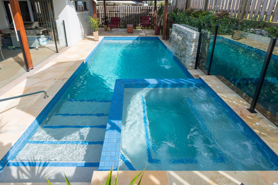 Malibu pools queensland pool and outdoor design for 3d pool design brisbane