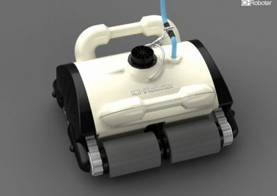 The Robotic Pool Cleaning Company