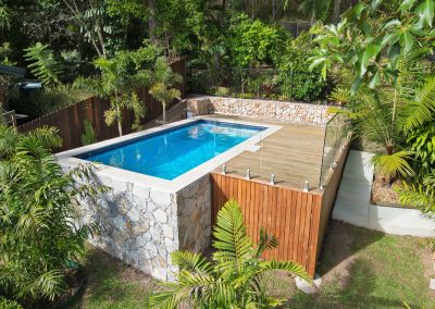 Australian Polished Pool Interiors