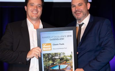 Classic Pools – SPASA Awards 2018