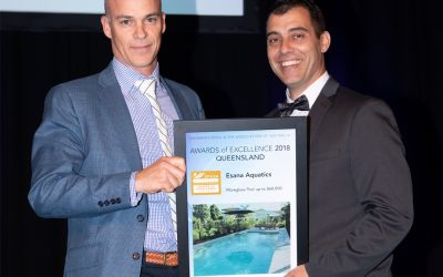 Esana Aquatics – SPASA Awards 2018