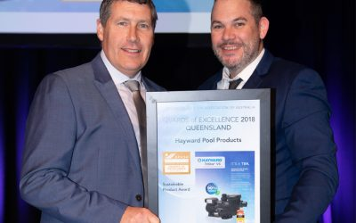 Hayward Pool Products (Australia) Pty Ltd – SPASA Awards 2018