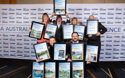 Queensland Family Pools Pty Ltd – SPASA Awards 2018