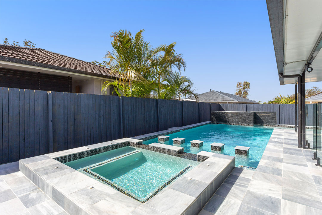 Mineral Pools Qld Mineral and Salt water custom concrete pool builders