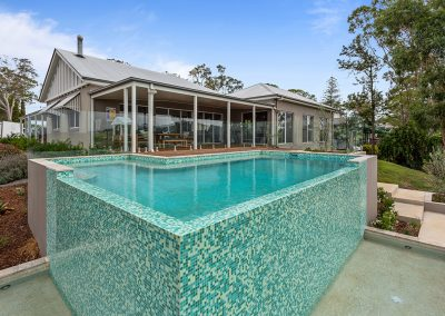 Infinity Pool Builders Brisbane